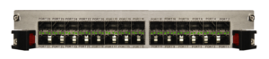 6U SFP+ Carrier and RTM modules