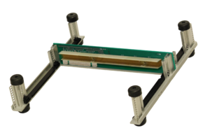 cPCI 6U backplane single slot