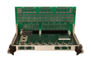 VPX 6U Single Slot Monitoring Backplane