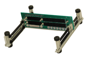 VPX 6U dual slot backplane develpment frame